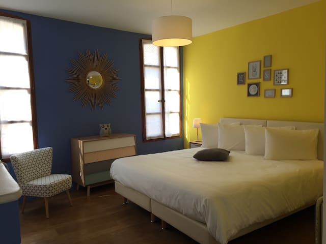 L'Ancienne Cure - Buis-les-Baronnies - Guesthouse
