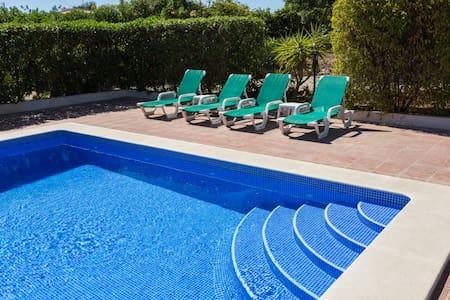 Villa near Moncarapacho, large pool - Olhão