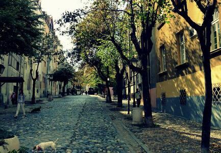 PROMO Central-Pedestrian zone famous Skadarska st. - Beograd