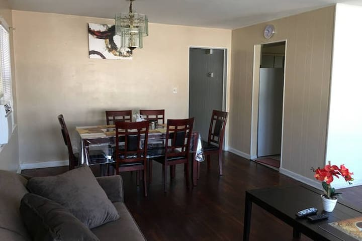 Full House 5BR Cozy/Quiet  Near NY City & EWR - Bayonne - Σπίτι