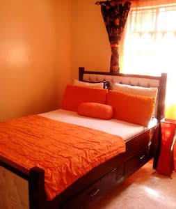 Quiet and Comfy Kileleshwa Apartment Rooms - Appartement