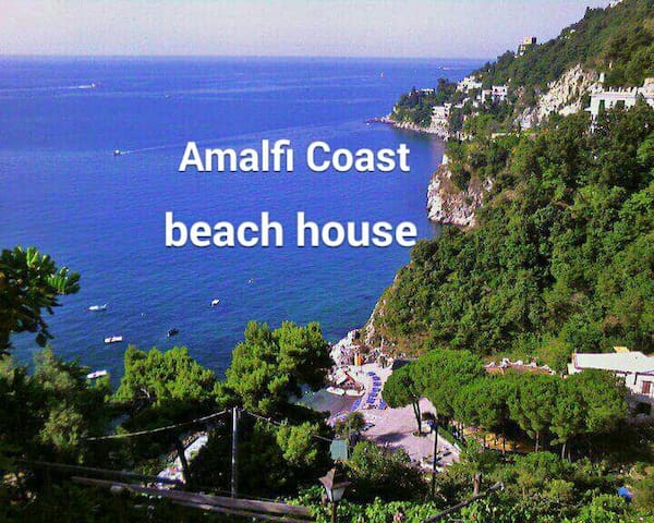 Casa grande en el mar Costa de Amalfi BIG HOUSE