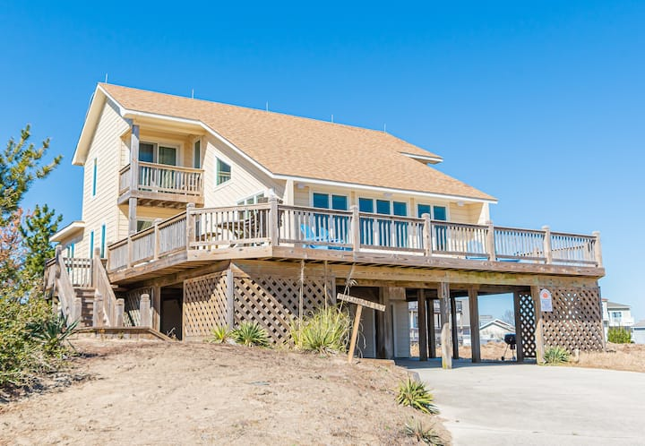 D3916 Idaho Surf Club. AMAZING ocean views | 4 Bedroom, 4 Bathroom