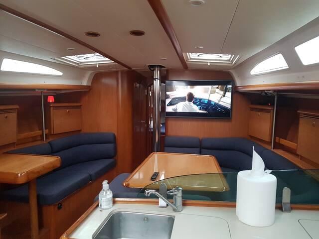 Chill Boat - Balatonkenese - Båt
