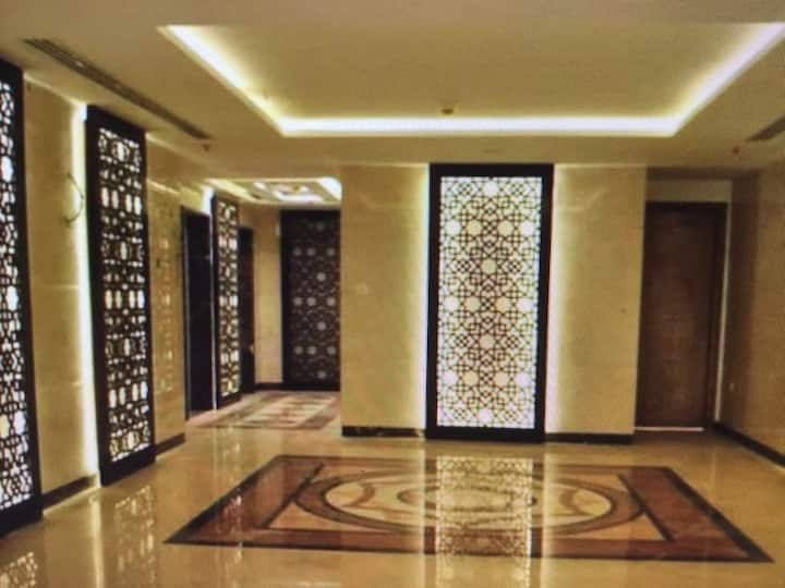 One bedroom apartment in Makkah - shuttle to Haram