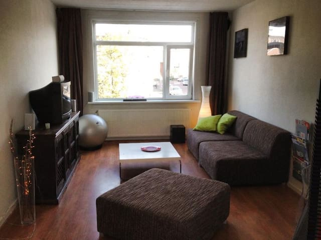 Nice apartment in the best area of The Hague