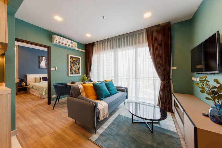 1Bed1Bath Luxury Condo, Chiang Mai Airport