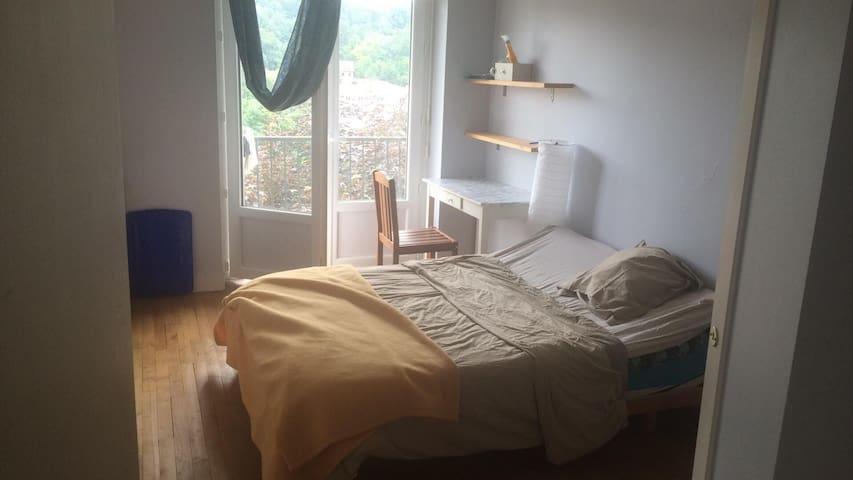 Appartement calme à 5 minutes à pieds du centre