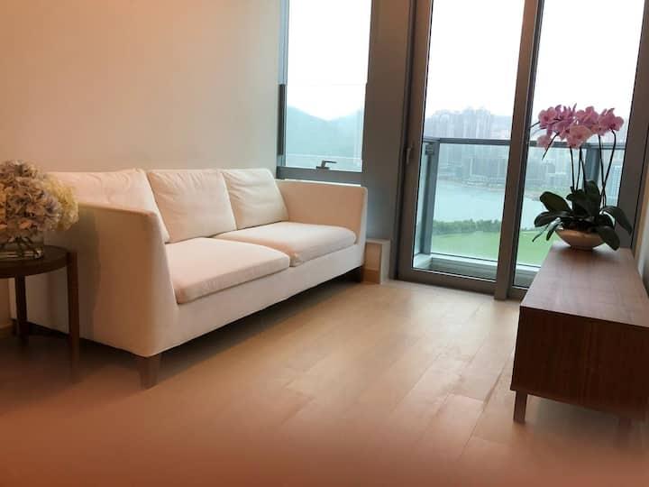 Lohas Park Malibu, Cozy apartment 日岀康城新單位