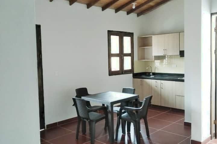 Apartamento Cafetal, Villa Juliana. Con balcón