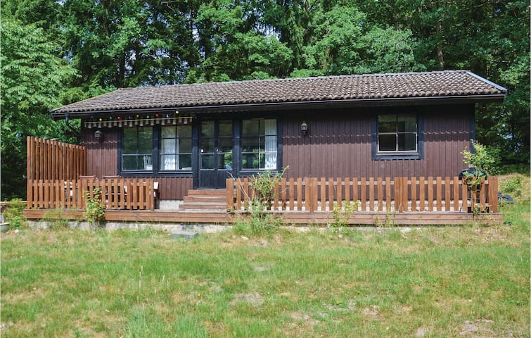 Holiday cottage with 3 bedrooms on 62m² in Hörby
