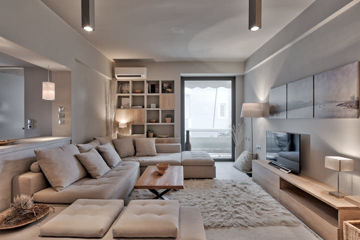 Modern stylish design apartment - Kifisia