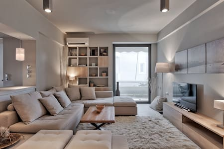 Modern stylish design apartment - Kifisia - Apartament