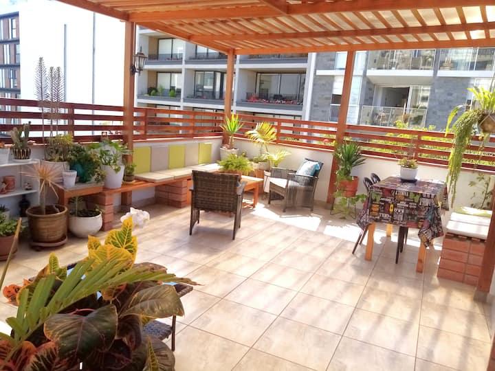 Habitación privada en el corazón de Miraflores 4