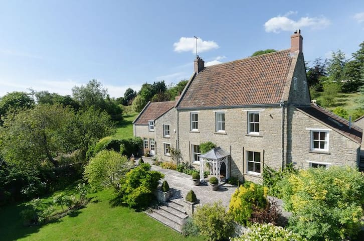 Beautiful House to let for Glastonbury Festival - Pilton - House