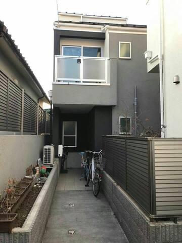 Kunitachi 国立市 国立駅12分 一橋大学近隣 新宿まで最短32分 駐車場ありwifiあり