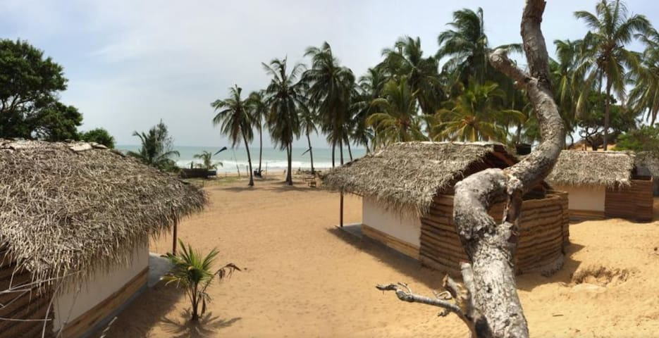 Glam Cabana - Upali Beach SR - Arugam Bay - Cottage