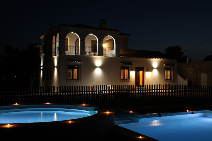Casa Rural Mediterranea+ piscina de hidromasaje - Catral