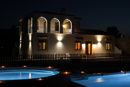 Casa Rural Mediterranea+ piscina de hidromasaje - Catral - Rumah