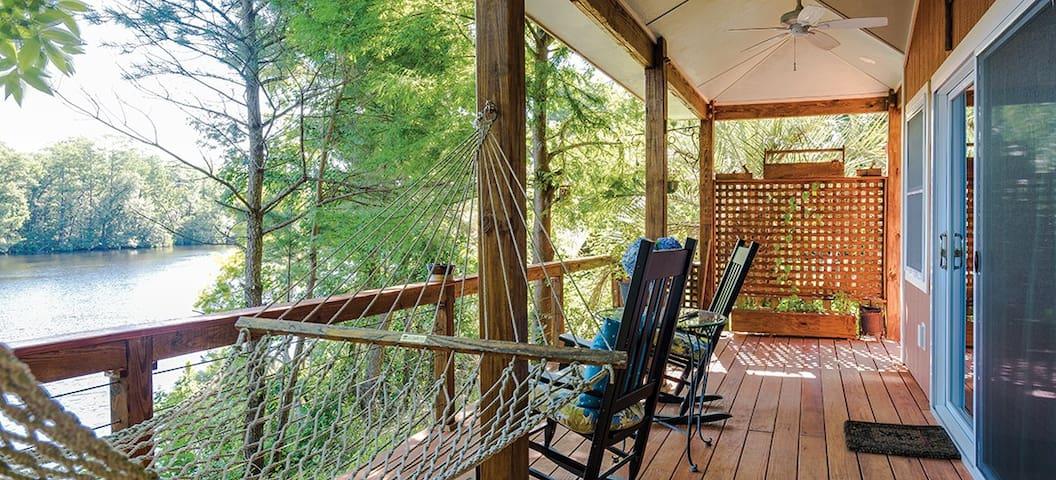 Bridge Tender's River Lodge