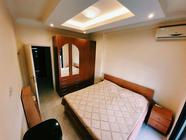 Deluxe Bedroom in Shared Apartment