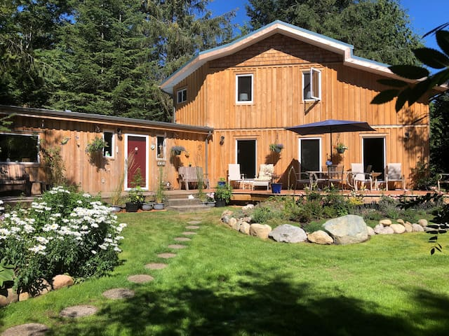 Kitty's Cottage - Luxurious Quadra Rural Retreat