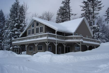 Beautiful House with Gorgeous Mountain Views - Mendon - Haus