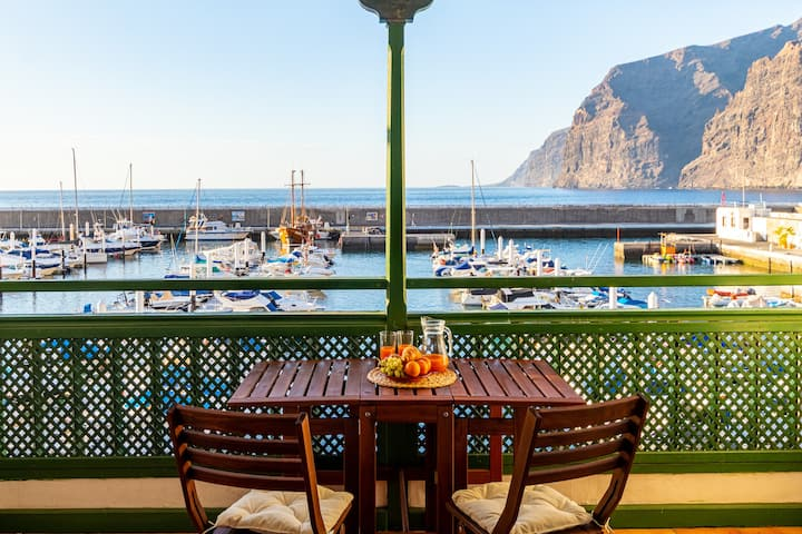 Traditional Canarian Home With Fantastic View