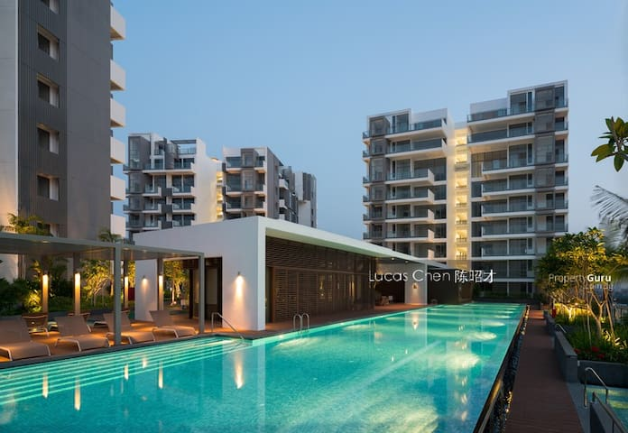 Charming 1 bedder at east of Singapore.
