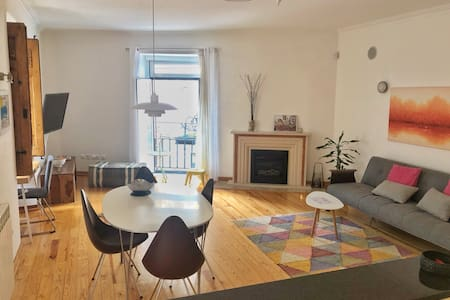 Spacious Flat with Garage, in Historical Center