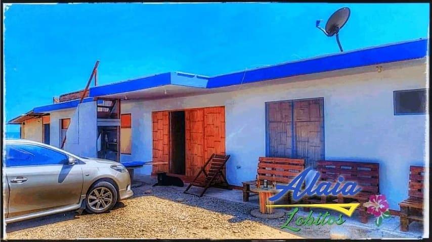 Alaia es un lugar q te conecta con el mar
