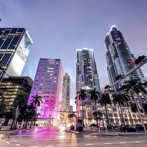 PERFECT DWTN Miami APT|Walk to Everywhere+Parking