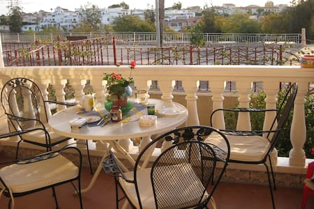 House in Urb. La Marina only 5 min to the beach. - San Fulgencio - Hus