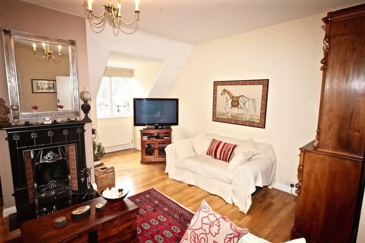 Fantastic double room in Wimbledon Village - London - Apartment
