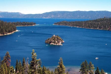 Tahoe Keys Waterfront Condo w/ Boat Dock - South Lake Tahoe - Condominium