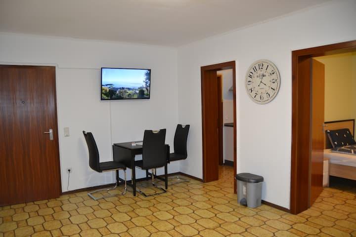 Köln messe 5 * gemütlichen souterrain Apartment
