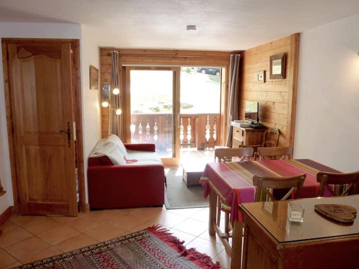 Appartement skis aux pieds - Méribel, 3 vallées
