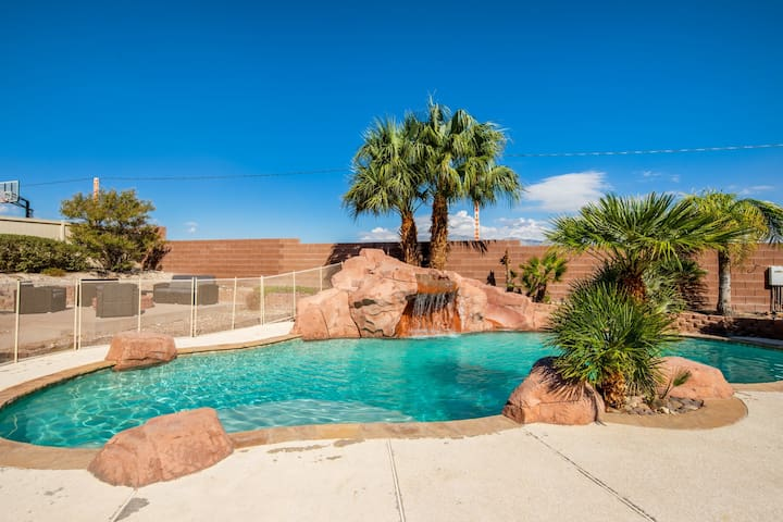 Northern Escape - Outdoor BBQ & Pool
