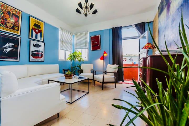 Casa en la Habana. Casa Marina