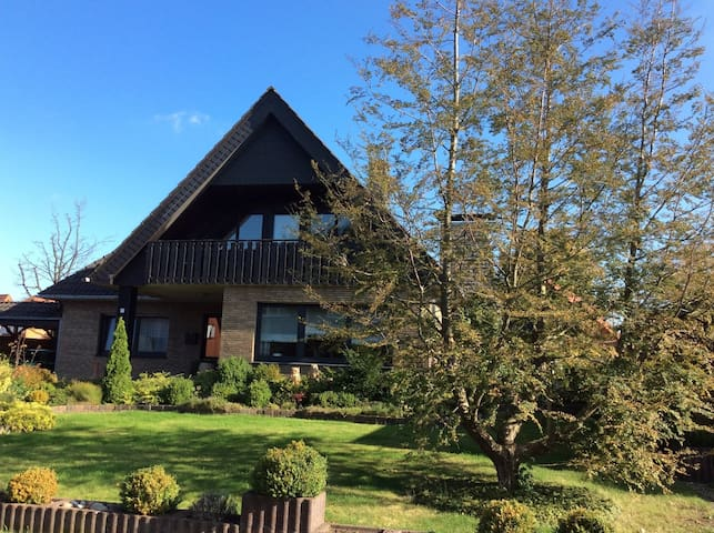 Ferienwohnung/App. für 4 Gäste mit 90m² in Geeste - Dalum (65882)