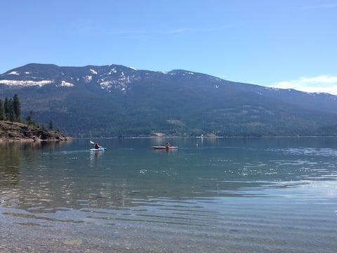 Kemar's Kootenay Lake Getaway