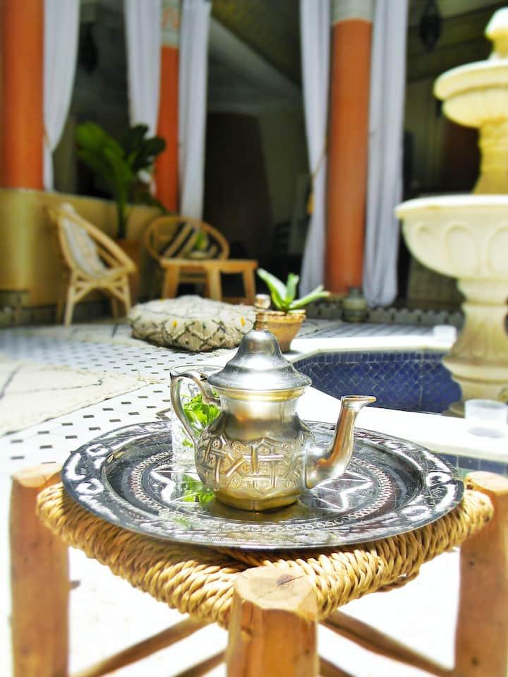 Authentique Riad Médina Marrakech