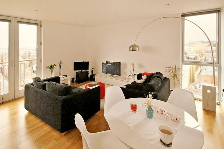 Smart Appartement near Town Centre - Bedford - อพาร์ทเมนท์