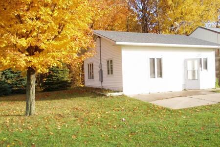 Cottage on a Homestead Farm - Bear Lake