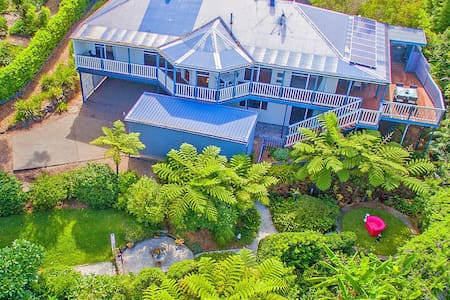 CLOUD 9 - Cliff Top Eagle Heights. Family Friendly