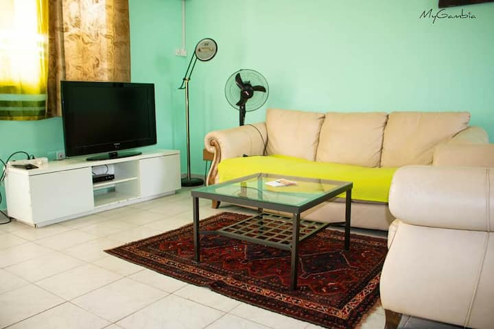 Green apartment- PelkaHouse,  2 bedrooms