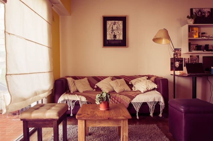 Friendly apartment for relaxing