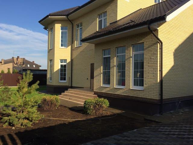 Новый Коттедж в Элит Посёлке - Фоминское - House
