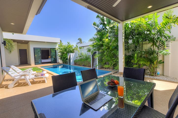 ✿Spacious Boutique Villa, PRIVATE Bungalow, Rawai✿