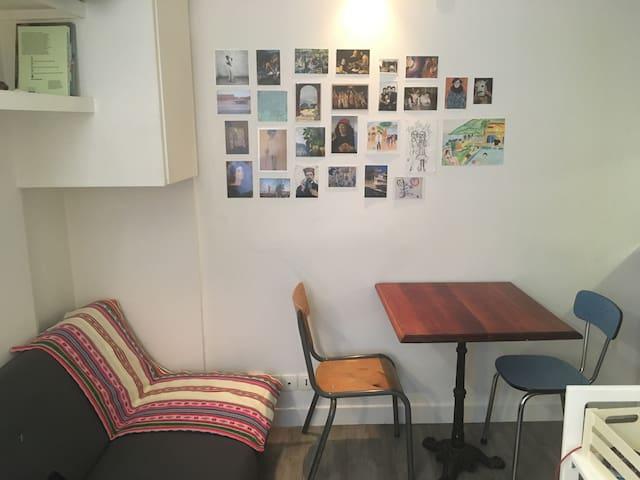 Lovely little apartment in Le Marais